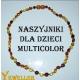 Gryzaczki dla Dzieci z Bursztynu - Multicolor